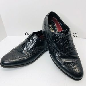 Florsheim Wingtip Shoes Size 10.5 (3E) Extra Wide